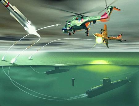 Tuyệt chiêu cứu mạng của tàu ngầm Pháp