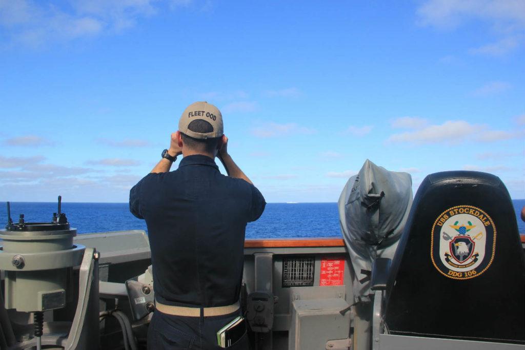 Điều chỉnh lại chiến lược của Mỹ ở Biển Đông