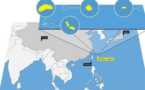 Nhìn lại nguồn gốc tranh chấp Trung - Nhật