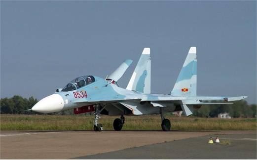 Việt Nam đã có tổng cộng 23 chiếc Su-30MK2
