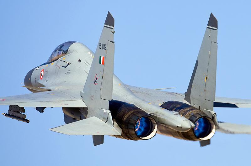 Báo Nga: Mối đe dọa, đối thủ chính của Không quân Mỹ hiện nay là Su-30