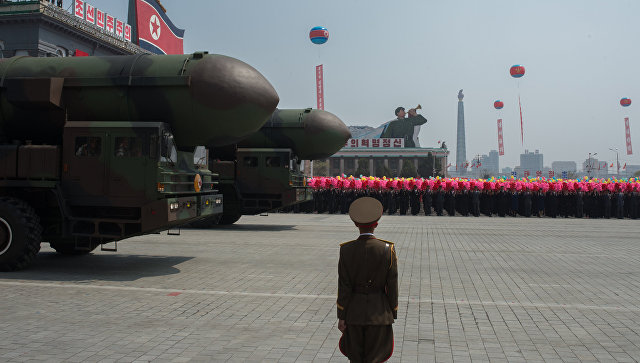 Tình hình căng thẳng trên bán đảo Triều Tiên 05-06-2017