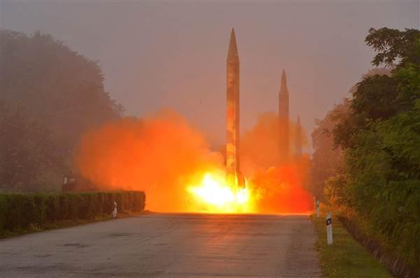 Tin tức tình hình Biển Đông 07-05-2017: Thái độ khó hiểu của Trung Quốc trong vấn đề hạt nhân của Triều Tiên