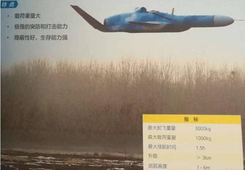 UAV lai tên lửa, vũ khí chống tiếp cận trên biển mới của Trung Quốc
