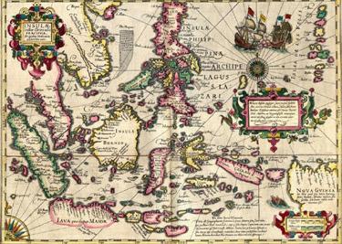 Hoàng Sa-Trường Sa: Tư liệu cổ phươngTây