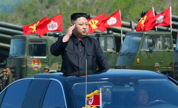 Tình hình căng thẳng trên bán đảo Triều Tiên 01-10-2017: