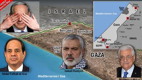 tien trinh hoa binh palestine-israel dang co nhung dien bien phuc tap