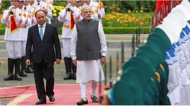 Tin tức tình hình Biển Đông trưa 06-10-2017: Tướng Ấn Độ thăm và thúc đẩy hợp tác quốc phòng song phương với Việt Nam