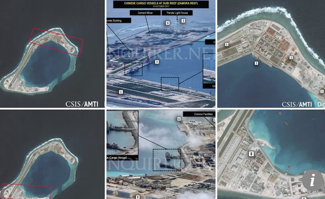 Chiến lược biến Biển Đông thành 'ao nhà' của Trung Quốc