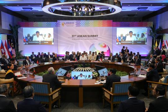 Tin tức tình hình Biển Đông chiều 15-11-2017: Lãnh đạo ASEAN - Tranh chấp ở biển Đông là không thể xem thường