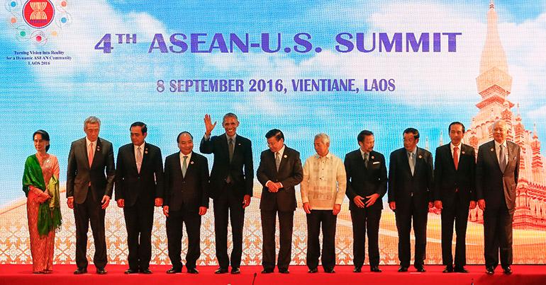 Tròn 50 năm kể từ ngày thành lập, ASEAN đứng trước thách thức nặng nề