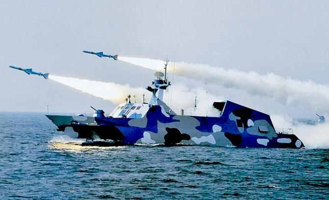 Tin tức tình hình Biển Đông tối 06-11-2017: Trung Quốc tập trận cùng ASEAN ở Biển Đông, Việt Nam không thèm tham gia