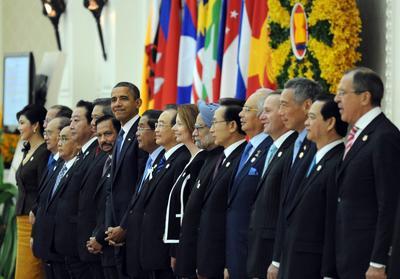 ASEAN trong vòng xoáy ảnh hưởng của Trung Quốc và Mỹ