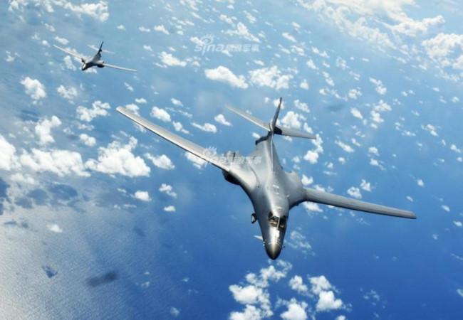 Mỹ bất ngờ tập trận ở Biển Đông, Trung Quốc thêm phen nuốt giận