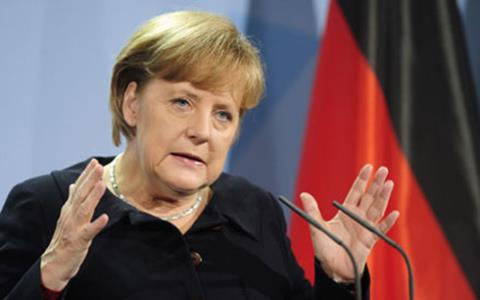 thu tuong duc angela merkel - anh: reuters