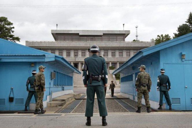 Tình hình căng thẳng trên bán đảo Triều Tiên trưa 18-07-2017: