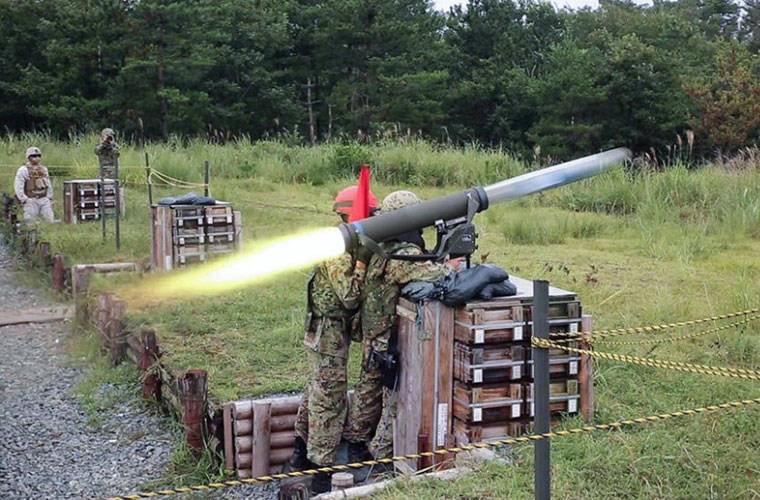 Sức mạnh súng cối 120mm loại mới của thủy quân lục chiến Mỹ