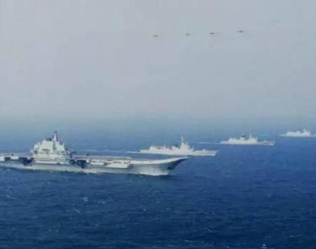 Hải quân Trung Quốc chọc thủng chuỗi đảo thứ nhất, Nhật Bản - Đài Loan bị uy hiếp