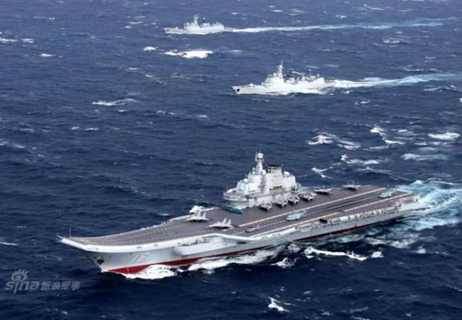 Trung Quốc sẽ có 10 tàu sân bay khi tròn 100 năm thành lập nước?