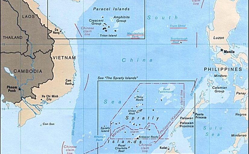 Tin tức tình hình Biển Đông trưa 10-12-2017: Biển Đông nhìn từ Châu Âu - Chiến lược, chiến thuật và tính chính danh