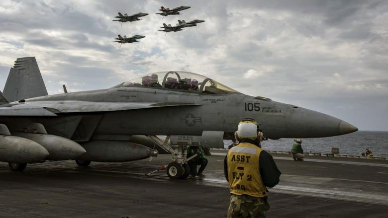 Vì sao Châu Á lo ngại viễn cảnh xung đột Mỹ - Trung tại Biển Đông?