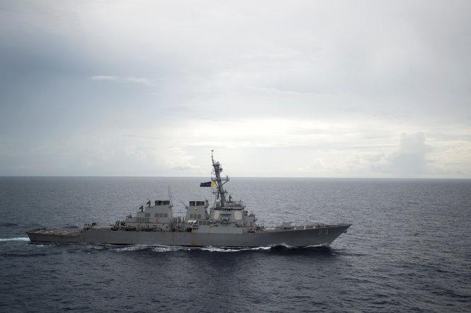 Phép thử Biển Đông từ 'khẩu chiến' Trung - Mỹ