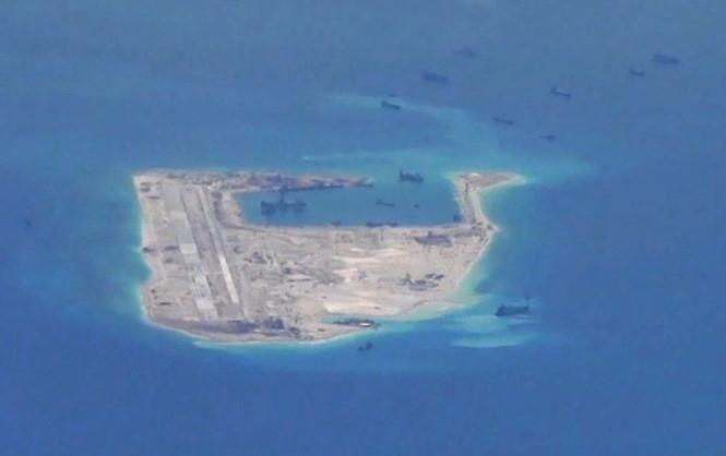 Hợp tác chặn đứng âm mưu bành trướng trên Biển Đông