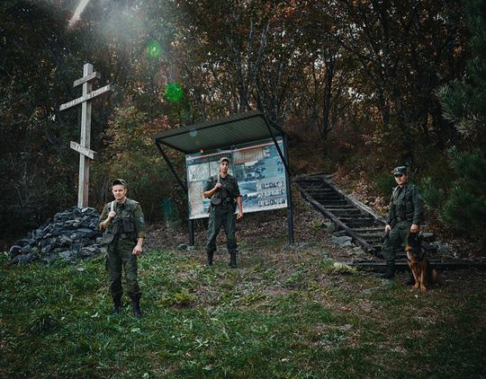 Nga, Trung Quốc tăng cường an ninh dọc biên giới Triều Tiên - Ảnh 1.