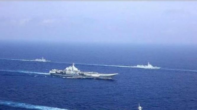 Mỹ cảnh giác cao độ Trung Quốc quân sự hóa Biển Đông
