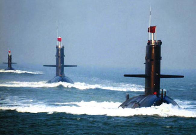 Trung Quốc khả năng tấn công kiểu 'bầy sói' đội tàu Mỹ nếu có chiến tranh