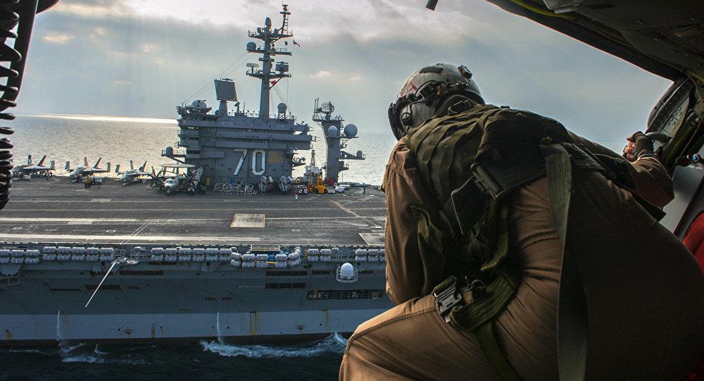 Trung Quốc đang 'áp đảo' Mỹ trên Biển Đông?