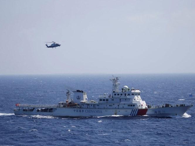 Nghị sĩ Mỹ đòi trừng phạt Trung Quốc về Biển Đông
