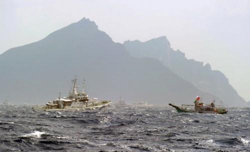 Báo cáo mật tiết lộ khả năng xung đột vũ trang Trung - Nhật