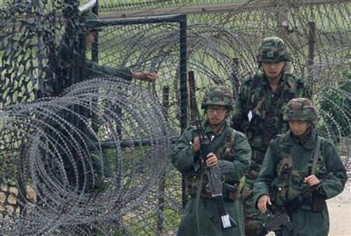 Quân đội Hàn Quốc trang bị áo chống đạn mới