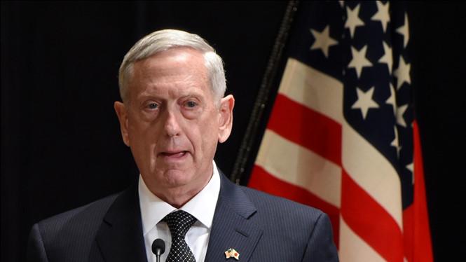 Bộ trưởng Mattis: Mỹ không cần có hành động quân sự lớn ở Biển Đông