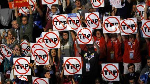 Việt–Mỹ thời gian đầu khi Trump làm tổng thống