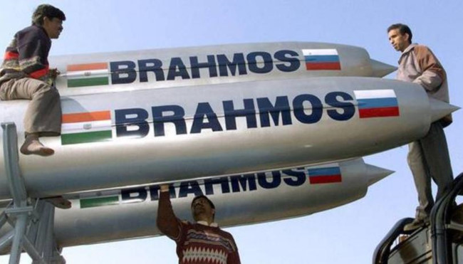 Báo Trung Quốc bàn tán tin Việt Nam mua tên lửa BrahMos
