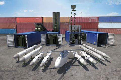 Cách biến tàu đổ bộ Việt Nam thành chiến hạm