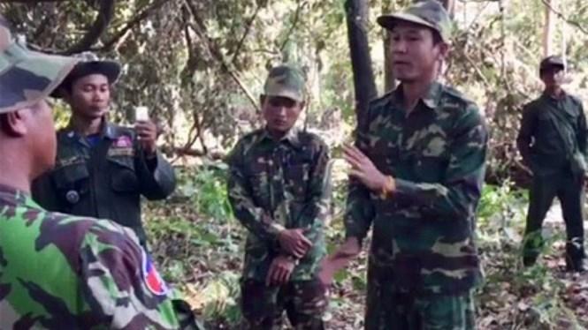 Căng thẳng biên giới Campuchia - Lào