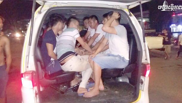 Campuchia truy quét tội phạm Trung Quốc - ảnh 1