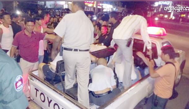 Campuchia truy quét tội phạm Trung Quốc - ảnh 2