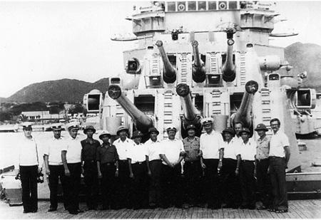 Quân cảng Cam Ranh, điều ít biết
