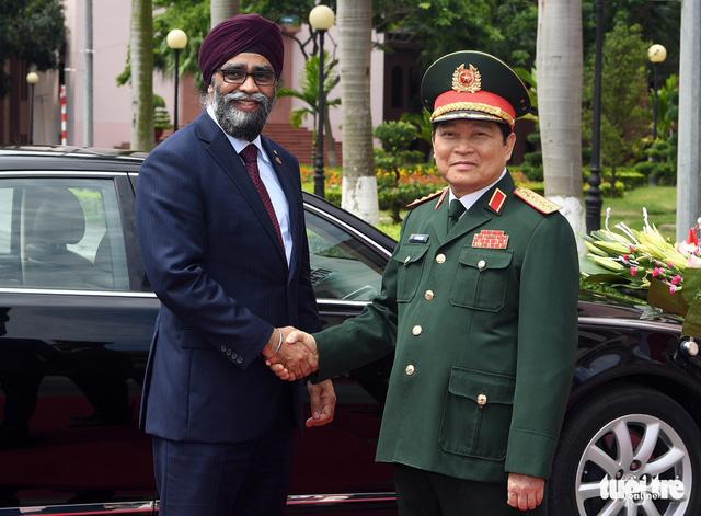 Canada sẵn lòng hỗ trợ nâng cao năng lực trên biển cho Việt Nam