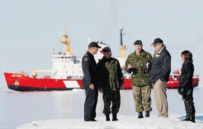 Tin tức tình hình Biển Đông trưa 11-12-2017: Người Dân Canada thận trọng khi làm bạn với Trung Quốc