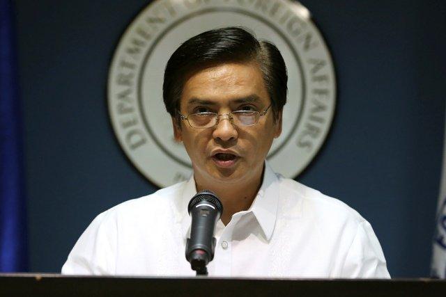 Philippines tố tàu Trung Quốc xâm lấn vào thềm lục địa
