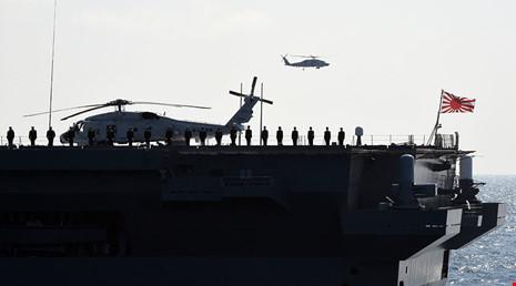 Trung Quốc dọa mạnh tay nếu Nhật can thiệp vào biển Đông