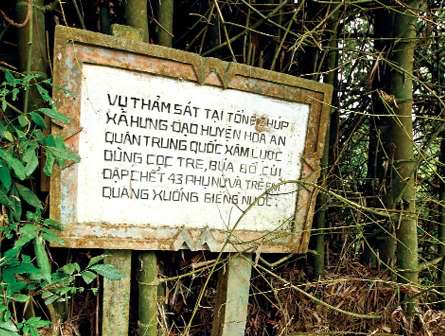 Chiến tranh biên giới phía Bắc 1979: Vụ thảm sát ở Tổng Chúp, Cao Bằng năm 1979 qua hồi ức các nhân chứng