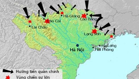 Chiến tranh biên giới phía Bắc 1979: Trung Quốc vấp ngã trước thành đồng Việt Nam