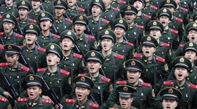 5 quốc gia có quân thường trực đông nhất thế giới