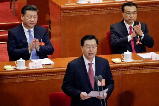 Trung Quốc nói 'có quyền' can thiệp chính trị Hong Kong